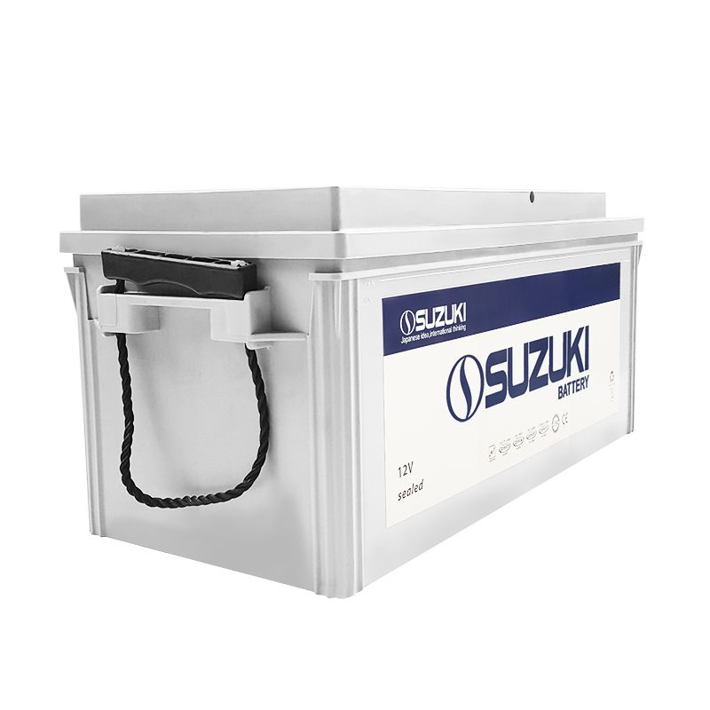 suzuki vehicle battery truck
