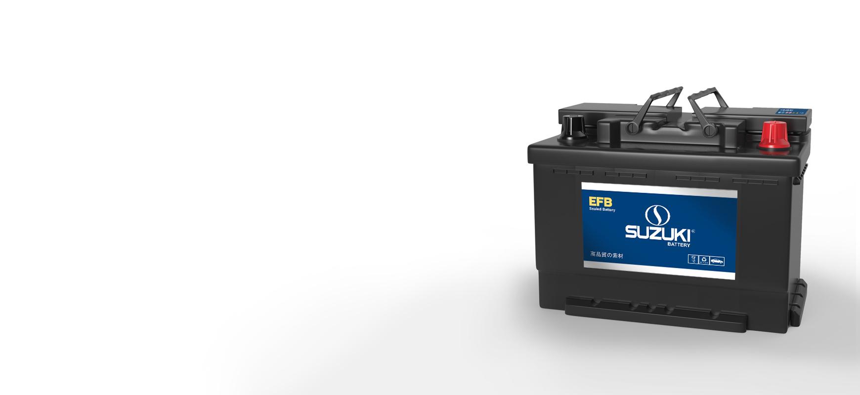 Suzuki EFB starter battery