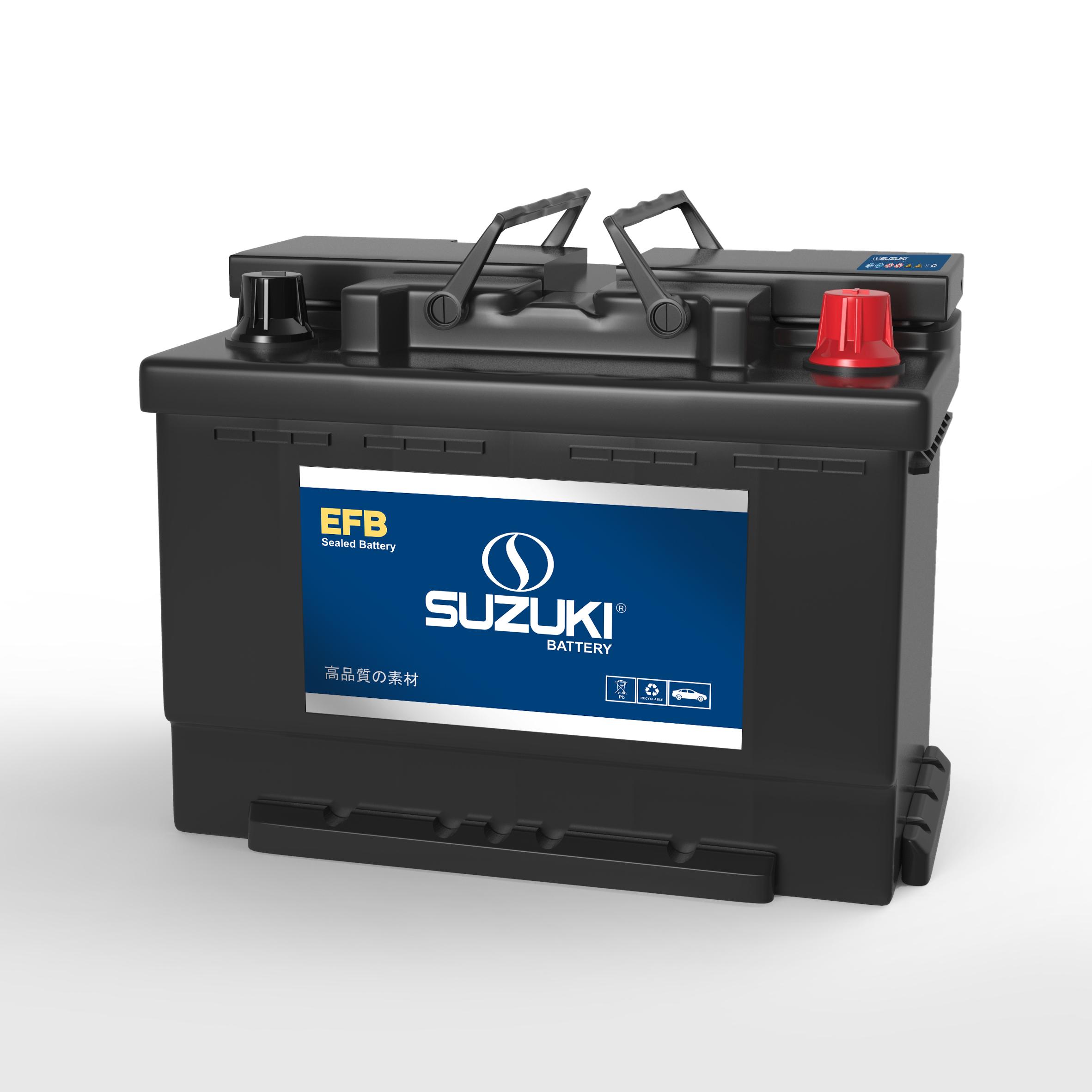 Suzuki EFB Batteries series