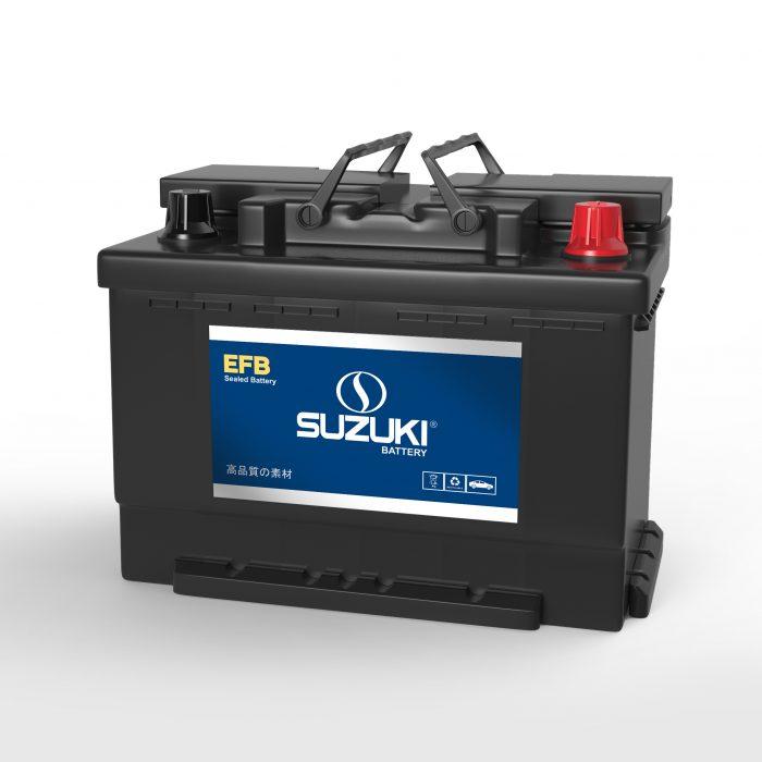 Suzuki Light Vehicle EFB Batteries series