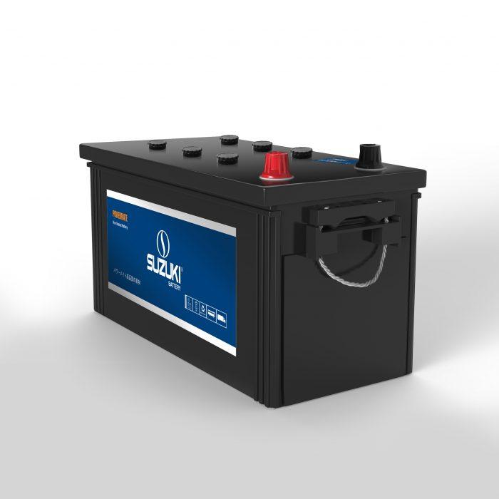 Suzuki commercial (Truck) powermate Batteries series